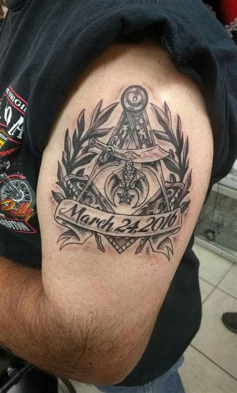 shriner tattoo designs 17 best ideas about masonic tattoos on