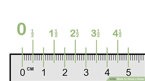an showing how many inches to keep between your new dryer an how to read a ruler 10 steps with pictures wikihow