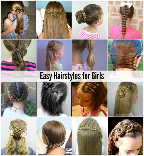 and easy hairstyles for with medium hair hairstyle for