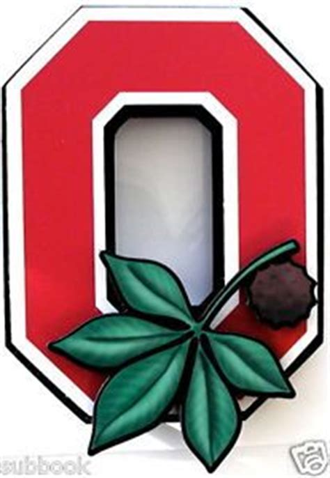 Ohio State Block O Outline by 1000 Images About Ohio State On Ohio State Buckeyes Ohio And Buckeyes