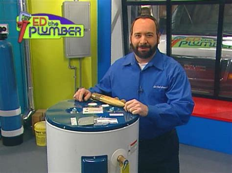 Ed Brown Plumbing by Water Heater Maintenance Tips Diy