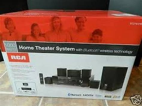 rca rtd325w dvd home theater system review