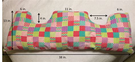 comfort pillow for breast cancer victims