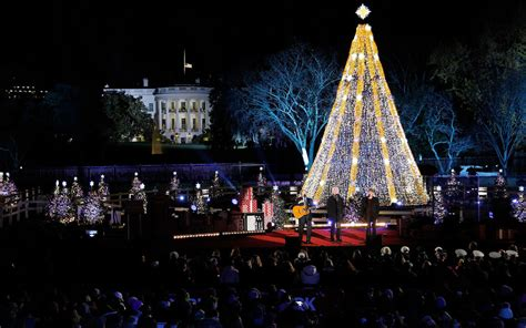 how to watch the national christmas tree lighting at the