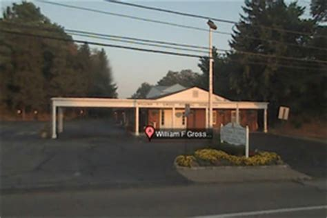 william f gross funeral home penn pennsylvania