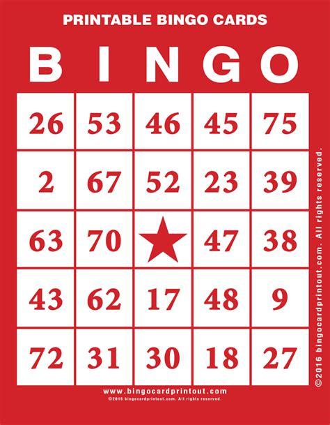 printable numbers for bingo printable bingo cards from bingocardprintout com