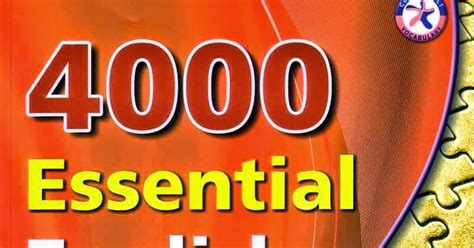 4000 Essential English Words 2 With Mp3 Pdf Download