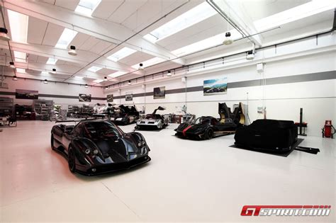 pagani factory exclusive preview of the new pagani factory gtspirit