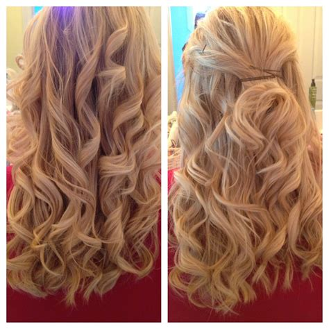 curly hairstyles using straightener straightener curls hair and beauty pinterest