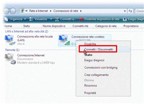 test rete wifi creare connessione wireless vista taiwantoday60