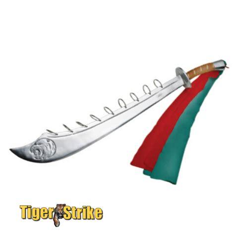ring sword kung fu 9 ring broad sword
