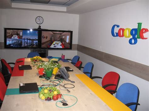 google room design the new google tel aviv office