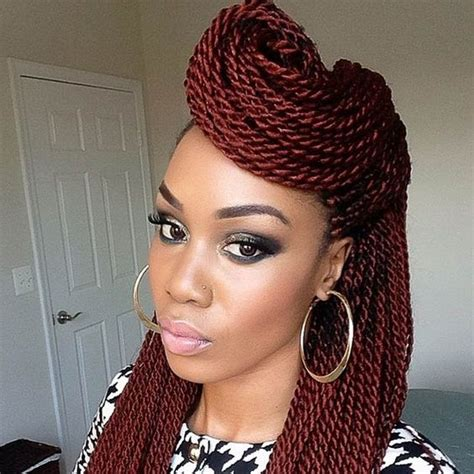 white womens twist hairstyles 29 senegalese twist hairstyles for black women smooth