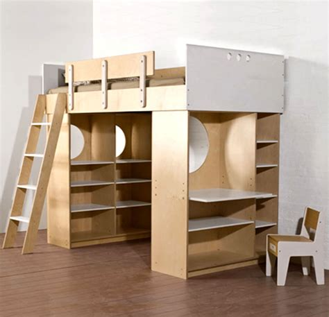 Loft Bedroom Furniture Dumbo Loft Beds Furniture Design Children Bedroom Interior Casa Nyc New York By
