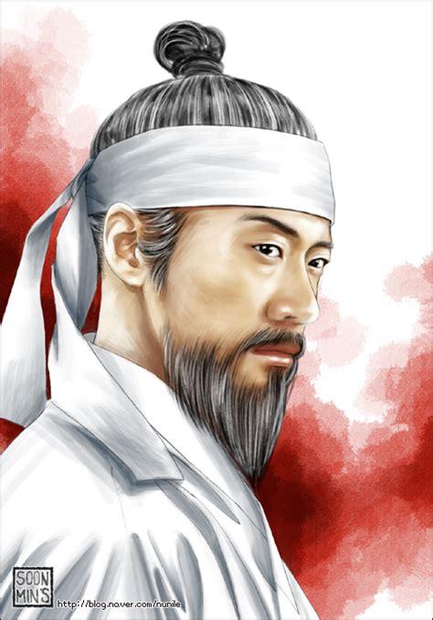 wallpaper yi sun shin immortal admiral yi sun shin 9 by mihyoun on deviantart