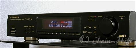 pioneer f 502 rds tuner 2x antenne
