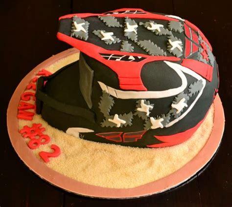 motocross helmet cake 1000 images about helmet cakes on motocross