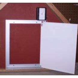 Pullet Shut Automatic Chicken Door by Pullet Shut Automatic Chicken Door Chickendoors Chickens Doors Chicken And