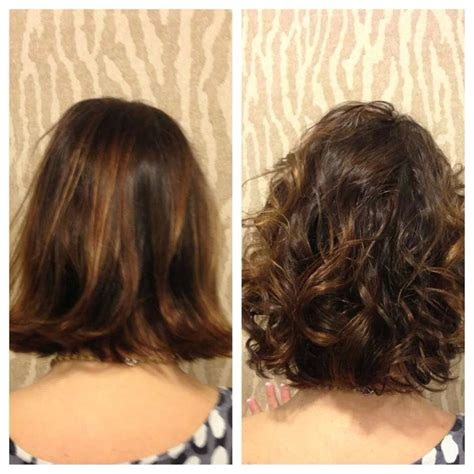 hair perm aarojo american wave before and after by heidi of salon sabeha