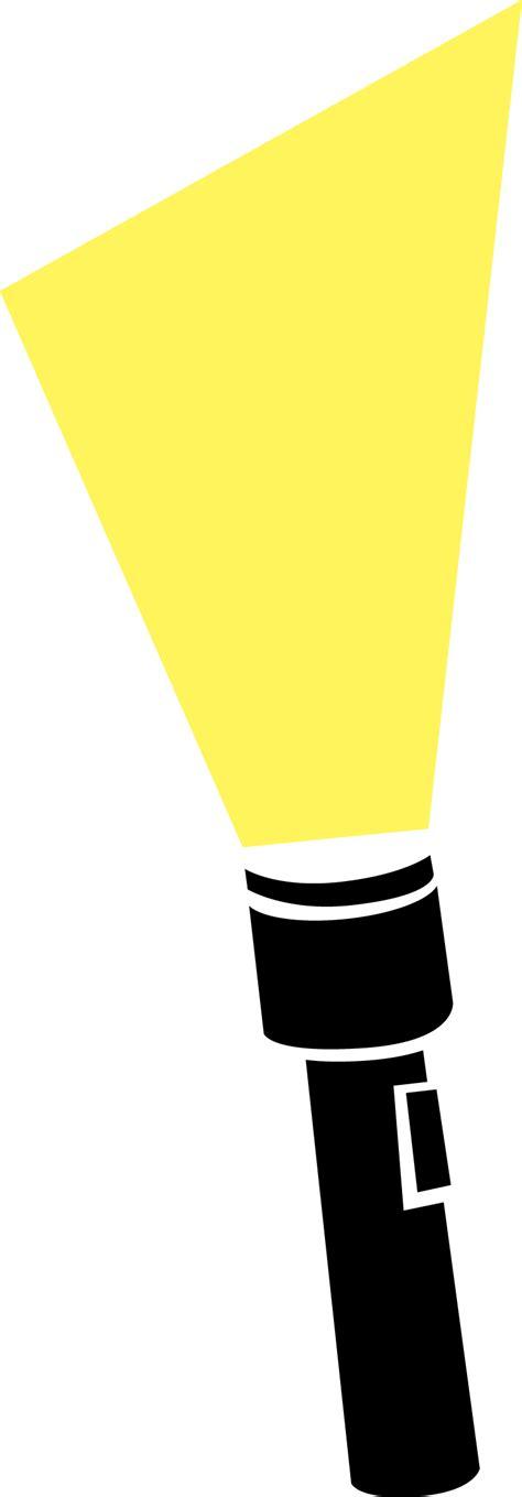 flashlight clipart flashlight beam clip cliparts