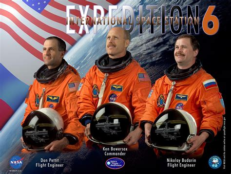 Original Expedition 6 file expedition 6 crew poster jpg wikimedia commons