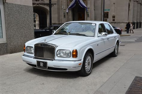 white rolls royce wallpaper 1999 rolls royce silver seraph cars white wallpaper