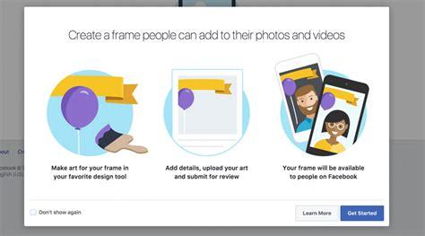 creare cornici foto come creare una cornice alla foto profilo di