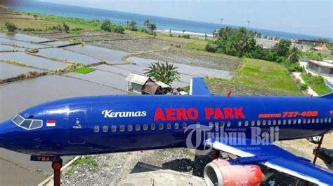 HebohNet: Pesawat yang Bikin Heboh Itu Jadi Keramas Aero