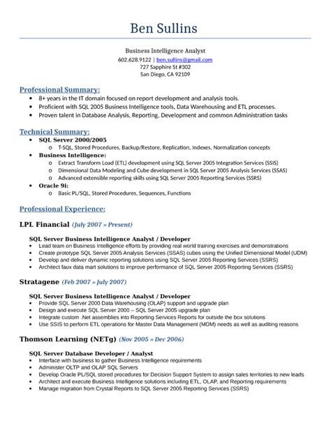 Intelligence Analyst Resume by Professional Intelligence Analyst Resume Template