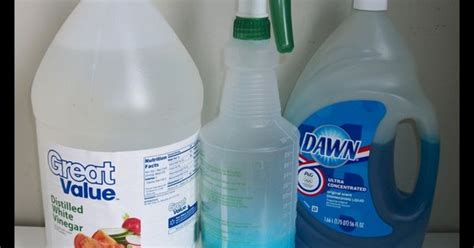 Upholstery Cleaner Recipe by The Best Bathroom Cleaner Scum Remover Recipe