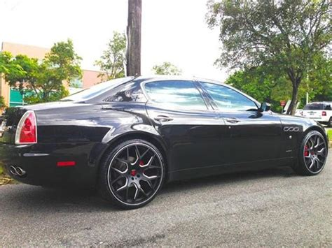 maserati quattroporte black rims black wheels for maserati giovanna luxury wheels