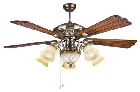 traditional 5 blazers ceiling fan lighting fixtures 52