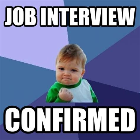 Job Interview Meme - 9 best images about funny interview job on pinterest