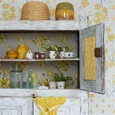 cottage kitchen cupboard country storage ideas