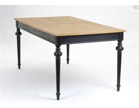 Incroyable Table Et Chaise Cuisine Fly #5: table-salle-a-manger-bois-noir-ceruse-.jpg