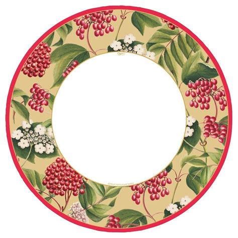 christmas paper plates napkins