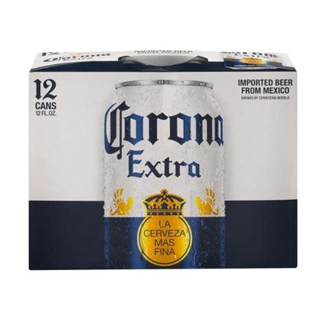 12 pack corona light corona extra beer 12 pack hy vee aisles online grocery