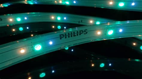 the lightstrip unboxing and testing the philips hue lightstrip plus youtube