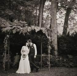 Vintage carolina wedding ruffled
