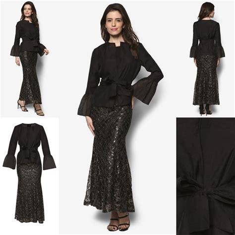 design baju kurung moden fesyen baju kurung moden terkini 2016 2017 design by