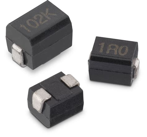 wire wound smd inductor we gf smd wire wound inductor single coil power inductors wurth electronics standard parts