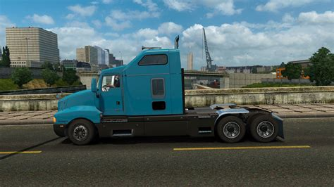 kenworth t600 kenworth t600 truck simulator 2 mods