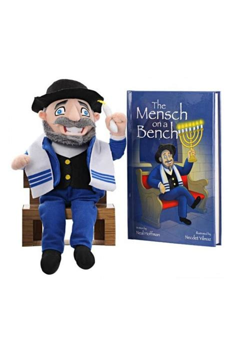 mench on the bench mensch on a bench mensch on the bench set from new jersey