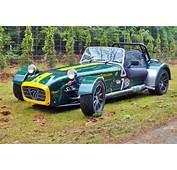 Quick Spin Caterham Super 7 Hayabusa  Autosca