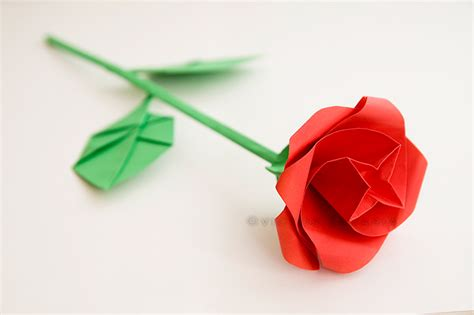 Types Of Origami Flowers - 30 origami artwork that s but not easy web design burn