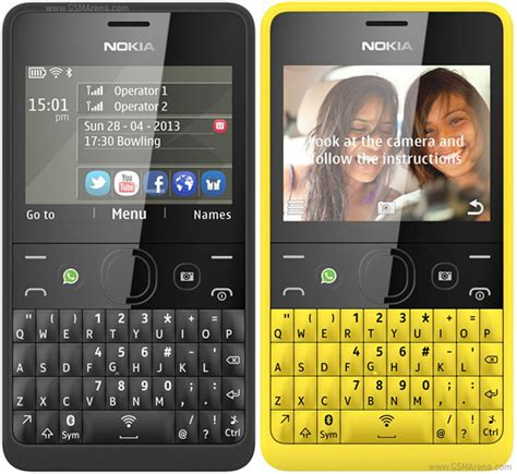 Hp Nokia Asha 210 Tahun nokia asha 210 pictures official photos