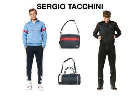 Sergio Tacchini ss18 sees italian brand sergio tacchini propel through the