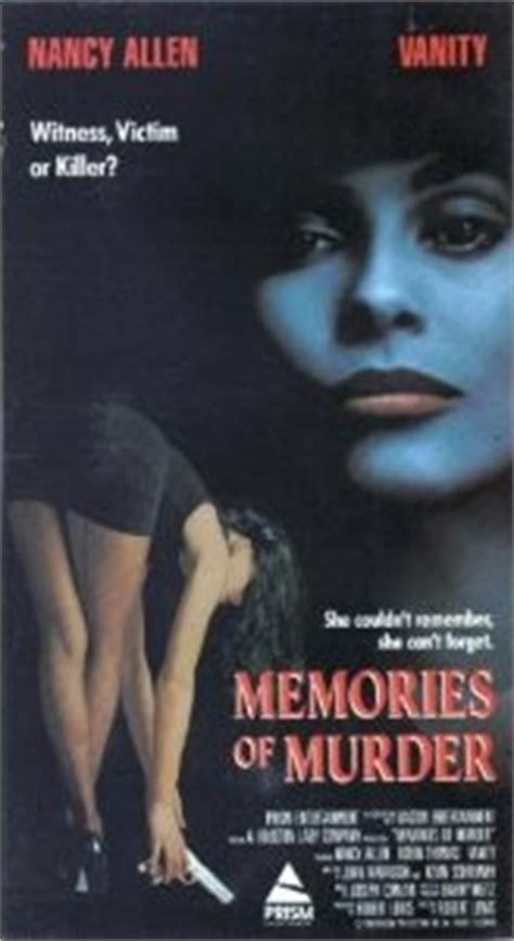 the murder of a the memories of a ten year books memories of murder 1990