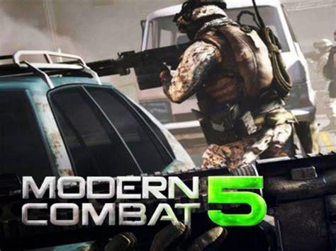 download mod game modern combat 5 modern combat 5 blackout hacked apk android download