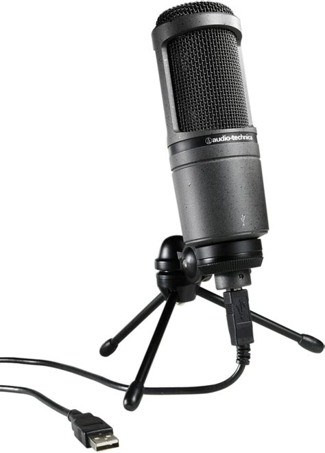 condenser microphone how audio technica at2020 usb cardioid condenser usb microphone